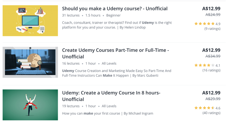 udemy course list create udemy course 2019.png